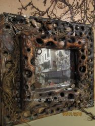 Композиция с зеркалом Портал. Автор Андрей Северинко. РА