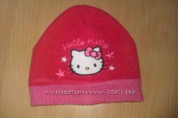 Новая демисезонная шапочка Hello Kitty