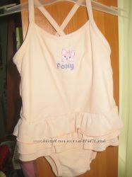 Купальник Foxy для малышки на 1, 5-2, 5 года