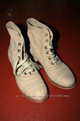 Ботинки BATA 37 р. нат. кожа Италия