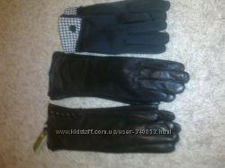 Перчатки натуральные в наличии