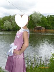 Платье для юной леди