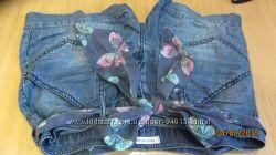 Классные шортики, лёгкий летний джинс
