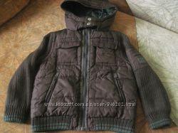 Теплая куртка Next на 4-6л. Next