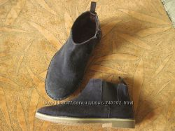 Стильные ботинки1028р. Boot collection boys. Кожаные ботинки 30р. Diadoraор