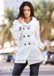 Стильное пальто р - р 46-48