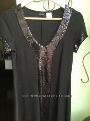 Очень стильное платье с паетками Р-р 46-48 М