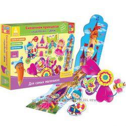 Игра шнуровочка-цветок Сказочная Принцесса