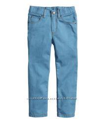 Разные джинсы H&M на 5-6 лет рост 110-116 см.