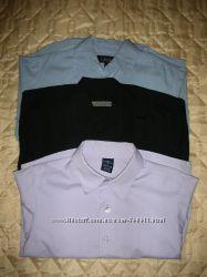 Рубашки Marks&Spenser, H&M  на 4-5, 5-6 лет