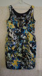 Платье-футляр Matalan р. L акварель