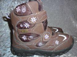 зимние термо ботинки Alive р. 33 Ten-tex Германия