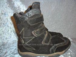 замшевые зимние ботинки Elefanten р. 33