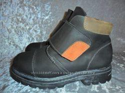 Кожаные деми ботинки NEW LANDER р. 33 Германия