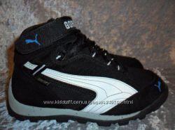 Деми термо ботинки PUMA р. 37 Gore-tex