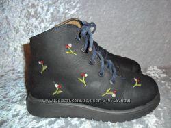 кожаные деми ботинки MOD 8 р. 31Франция