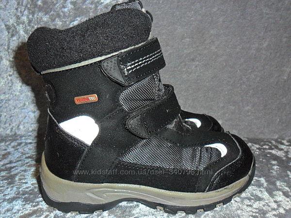 Зимние  термо ботинки  REIMA р.29 Reima-tex