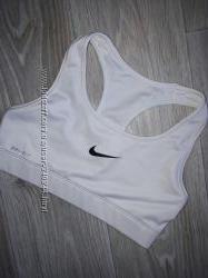 Nike оригинал Топ спортивный XS Dri-Fit