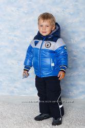 Зима 2015-2016 Недорого. Шикарные зимние комбинезоны для маленьких мужчин.