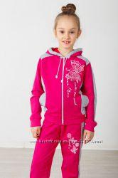 Детский спортивный костюм Бабочки для девочки