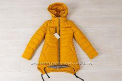 Модная курточка парка для девочки - подростка Ирен. Невероятно красивая