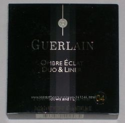 Тени для век Guerlain - Ombre Eclat Duo and Liner 04