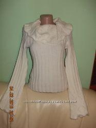 Теплый свитерок Tally Weijl  размера XS-S