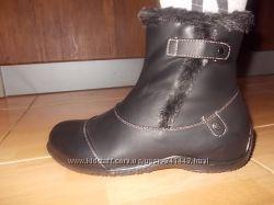 Короткие сапожки шведского бренда Gyllene Gripen - размер 39