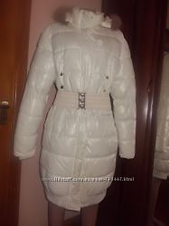 зимнее пальто-пуховик Chеrry Diffusion размер XL