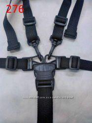 Пятиточечные ремни безопасности для детских колясок