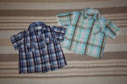 Рубашка, тениска р. 6-12 мес