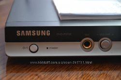 DVD проигрыватель Samsung DVD-370K