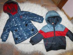 Оригинал LADYBIRD парка супер курточки и  MINI MODE на 6-12мес