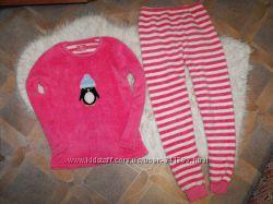 Оригинал YD теплая супер пижама меховушка на модницу