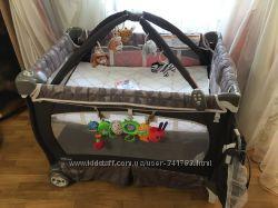 Оригинал кроватка пеленатор chicco 3 в 1 от рождения и дальше трансформер