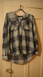 Модная стильная молодежная рубашка фирмы LEVI&acuteS