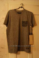 Стильная мужская футболка по доступной цене
