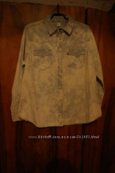 Levi&acutes джинсовая рубашка Оригинал