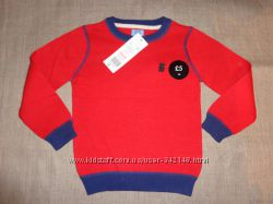 F&F TESCO свитер мальчику 2-3 года. Курс фунта 30.