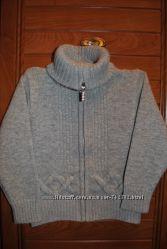 Шерстяной свитер 4-6 лет