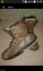 Крутейшые спортивные ботинки