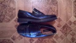 Кожаные туфли фирмы GEORGE стелька 26. 2 см