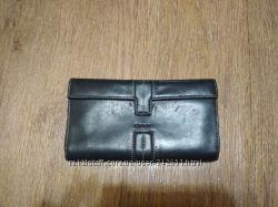 Кожаный кошелек DKNY Donna Karan оригинал