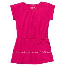 Очаровательное розовое платье Osh Kosh на 3-4 года, новое
