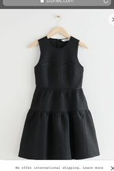 Новое ярусное платье OTHER STORIES оригинал 40-42 евро