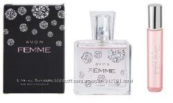 Парфюмерная вода Avon Femme 10 мл  наличие