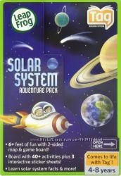 Интерактивная солнечная система от Leapfrog для Tag, LeapReader