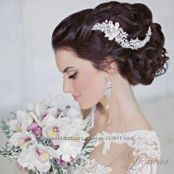 Гребешок для свадебной прически. Самая лучшая бижутерия для невесты.