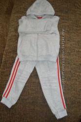 Спортивный тепленький костюм Бемби р. 92