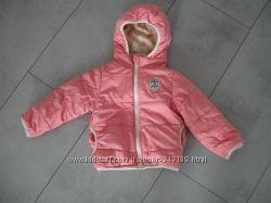 Куртка двухсторонняя 2-3 года 90см Япония